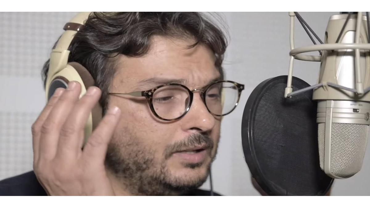 Il cantante tunisino Noomane Chaari