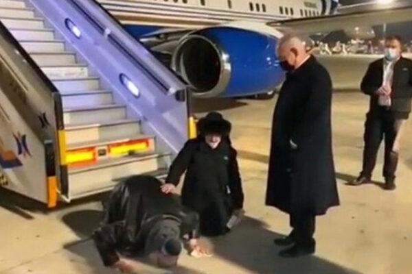 l'ex spia del Mossad Jonathan Pollard ritorna in Israele