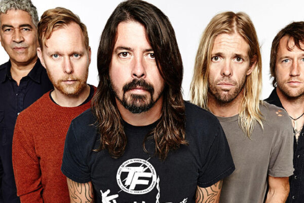 la band Foo Fighters