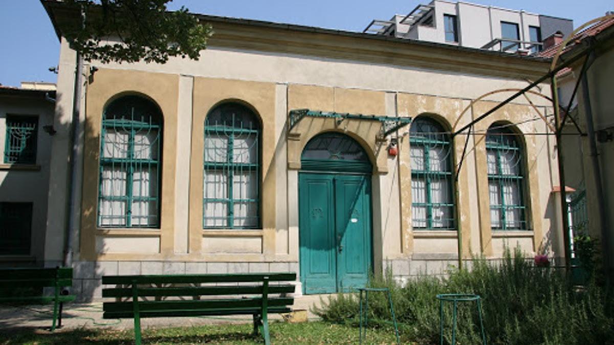 La sinagoga di Plovdiv in Bulgaria è stata vandalizzata