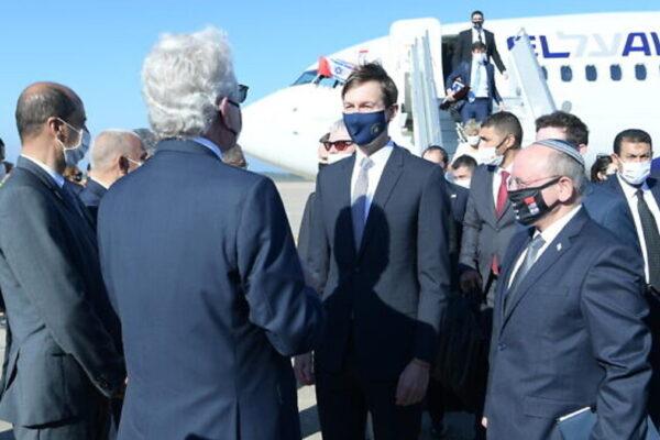 Arrivo del primo volo da Israele al Marocco con delegazione ufficiale