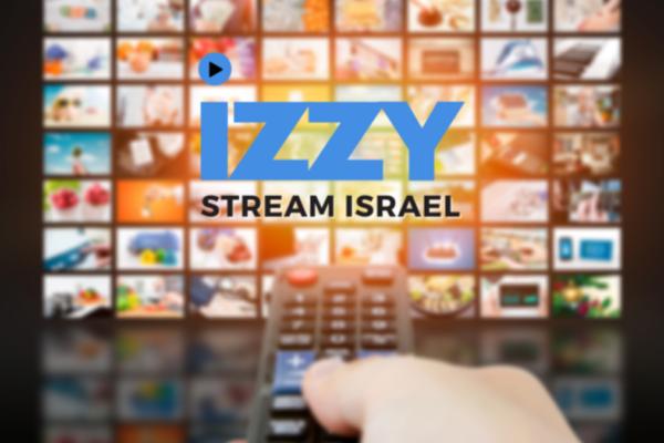 Izzy Stream vuole essere il Netflix di israele