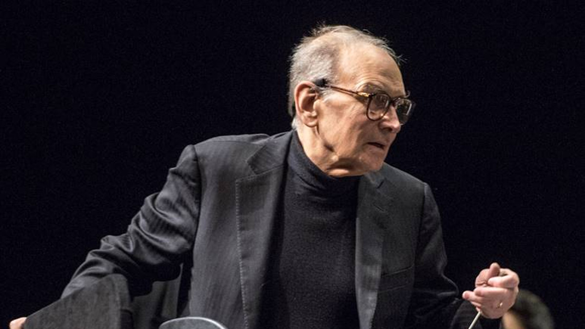 Il Maestro Ennio Morricone (foto: wikimedia Commons)