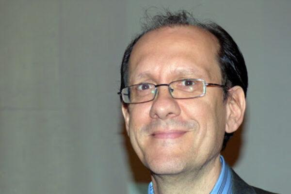 Il professore universitario Raffaele Mantegazza, vittima di un episodio di zoombombing