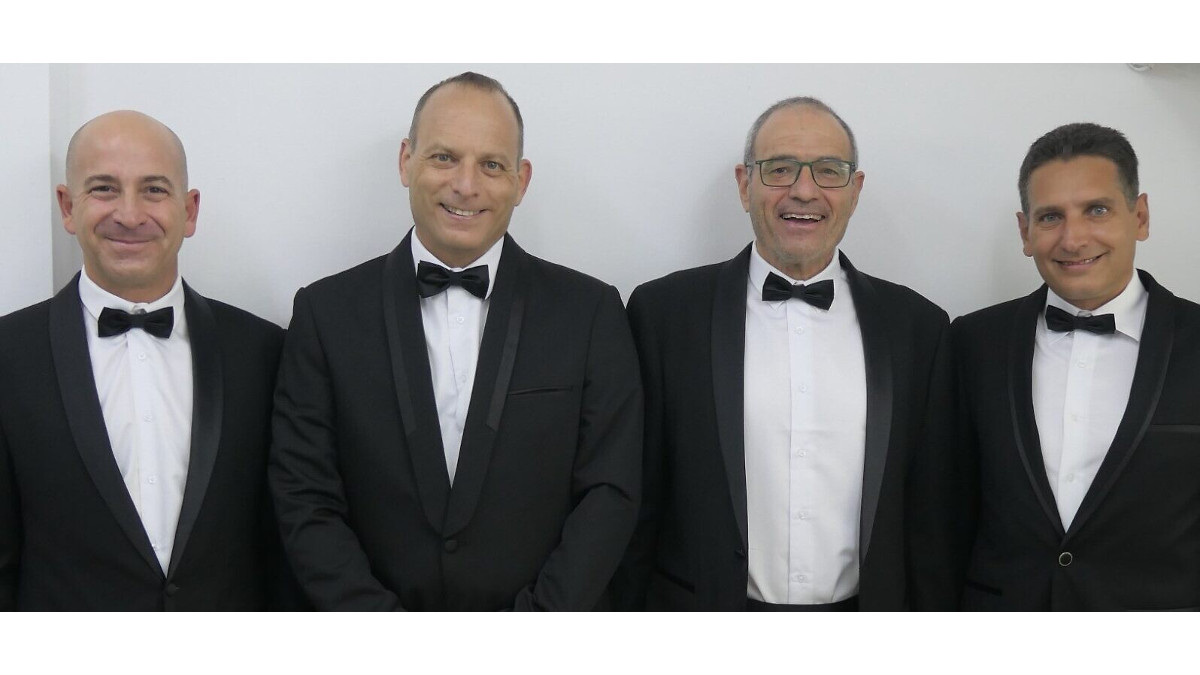I fondatori dell'azienda israeliana a cui va un Oscar 2021