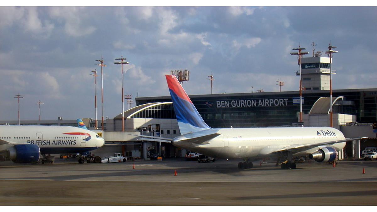 aeroporto di Tel Aviv