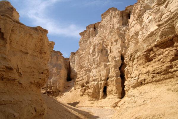 Il deserto della Giudea