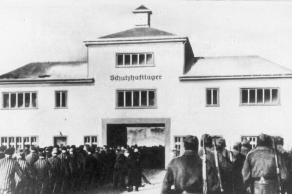 Il campo nazista di Sachsenhausen