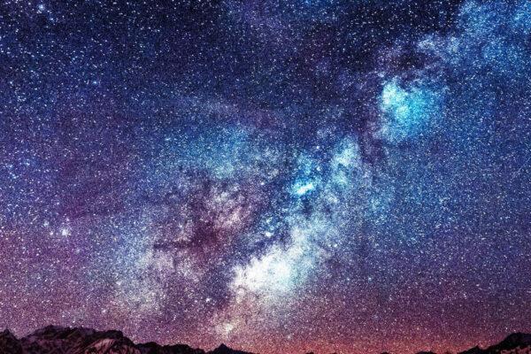 La Via Lattea nello spazio