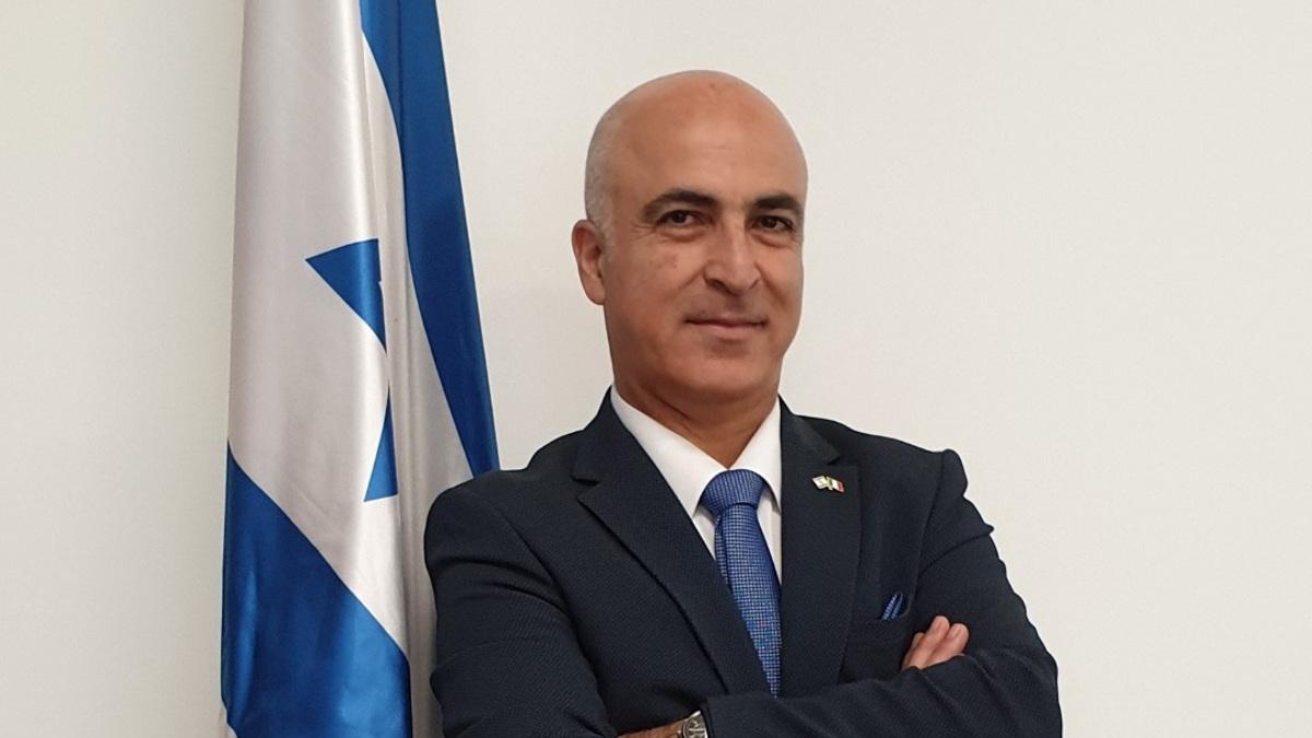 L'ambascitore israeliano in Italia Dror Eydar