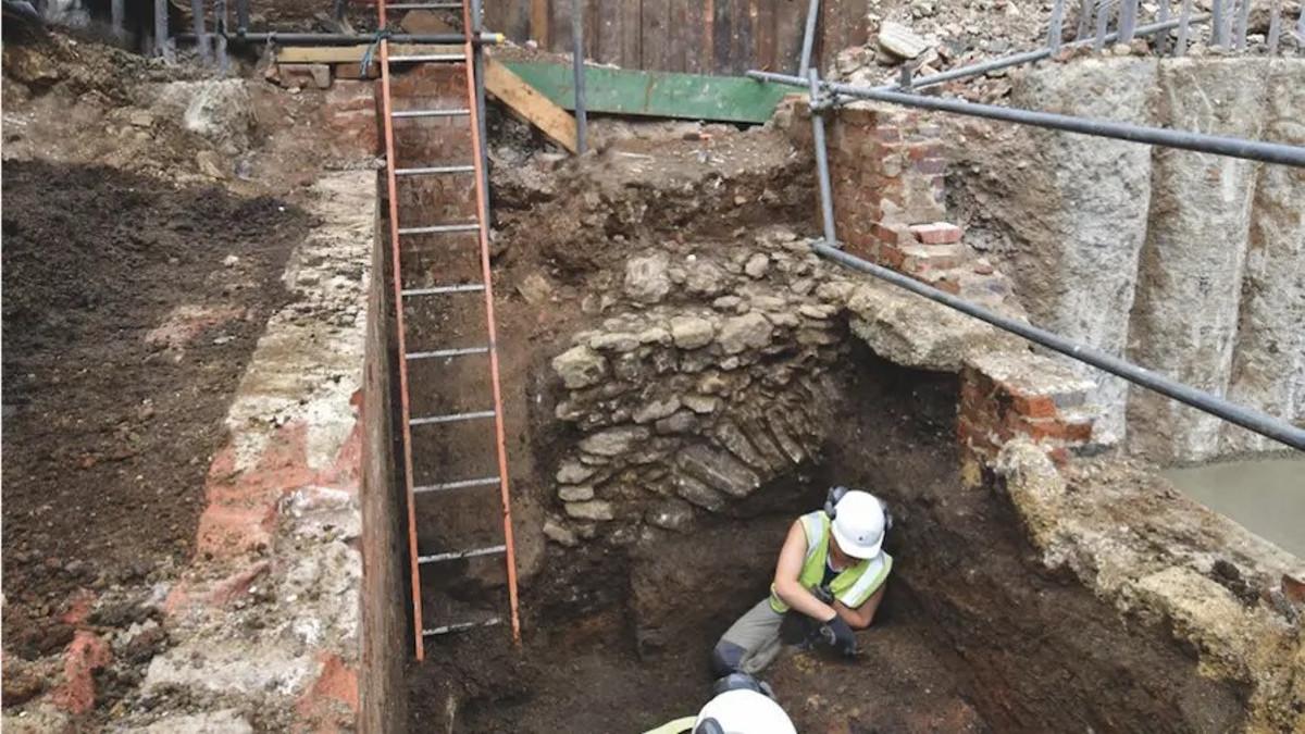 Scavo archeologico a Oxford