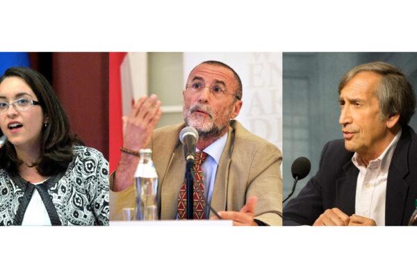 I relatori del livetalk di Formiche.net sugli Accordi di Abramo