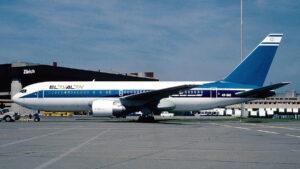 Un Boing 767 di El-Al