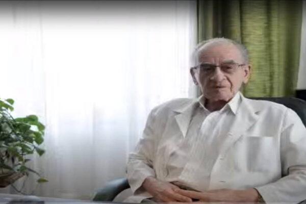 Il medico ebreo sopravvissuto alla Shoah