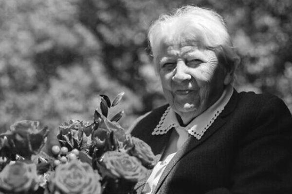 Anna Kozmienska, la più anziana fra I giusti fra Le Nazioni, morta a 101 anni