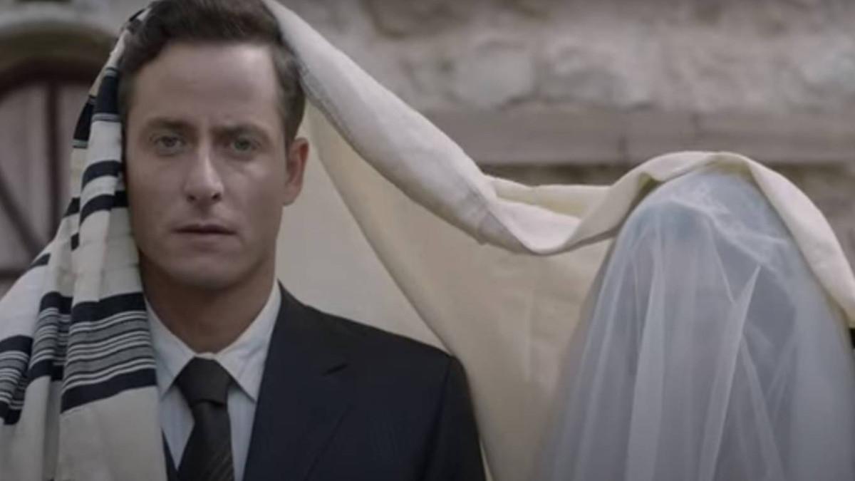 L'attore Michael Aloni nella nuova serie tv 'Miss Gerusalemme'