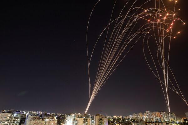Missili su Israele
