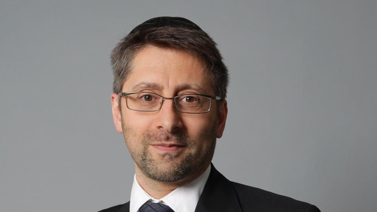 Rav Chaim Korsia, rieletto Rabbino Capo di Francia
