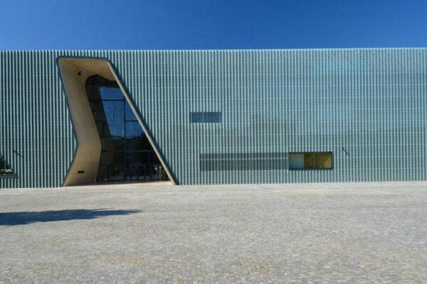 Museo Polin a Varsavia sulla storia degli e ebrei e Shoah in Polonia