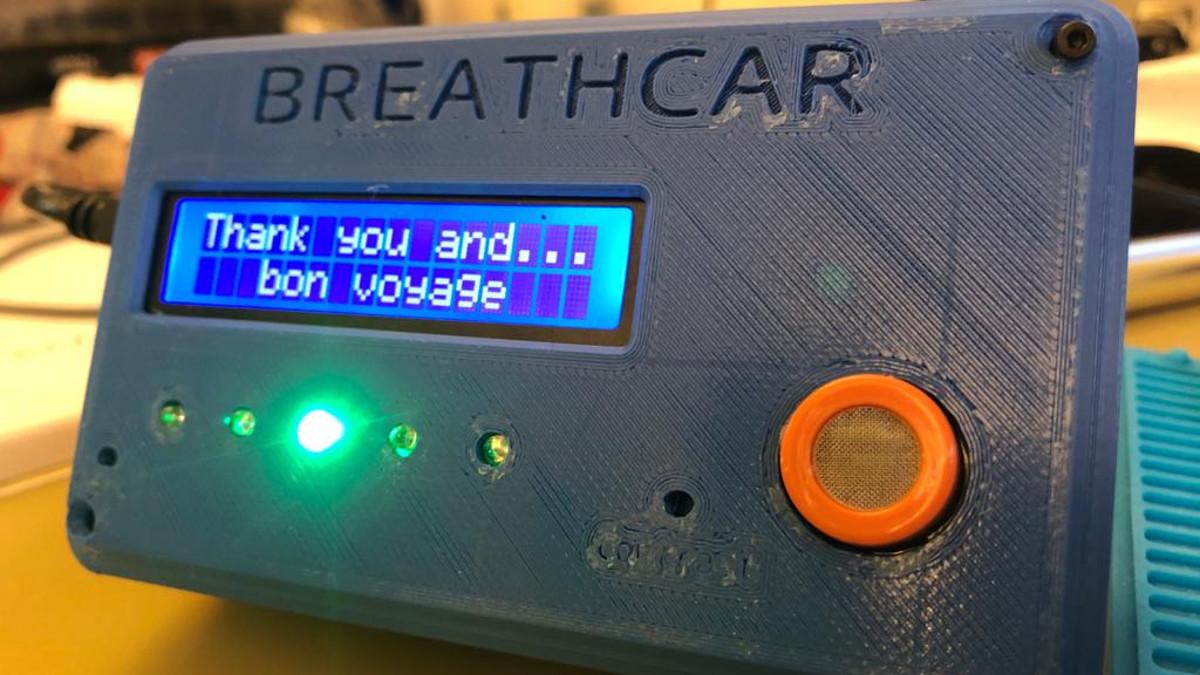 Il progetto BreathcarIl progetto Breathcar sviluppato da 4 ragazzi della scuola ebraica di Milanoto