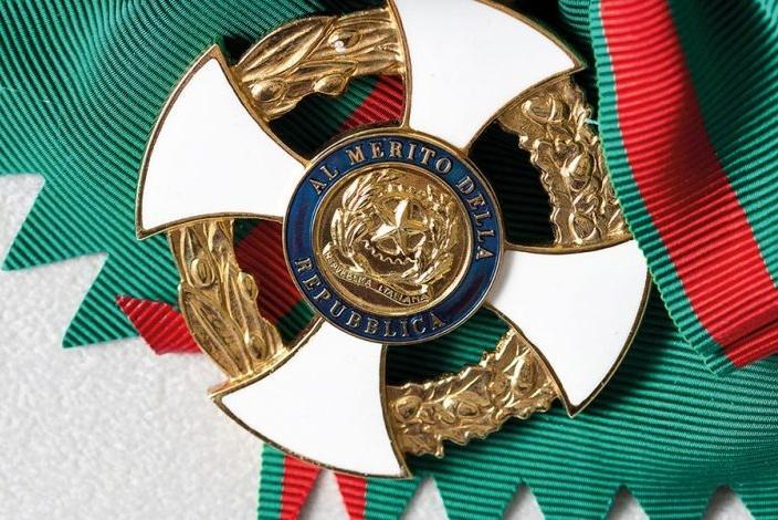 medaglia di ordine al merito