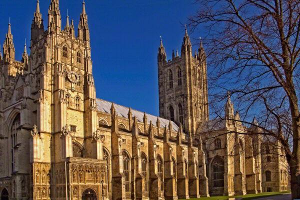 La cattedrale di Canterbury, culla della Chiesa Anglicana