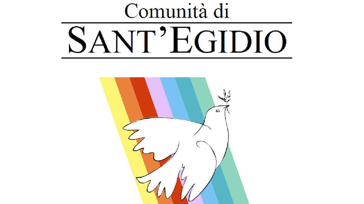 Logo della Comunità di Sant'Egidio