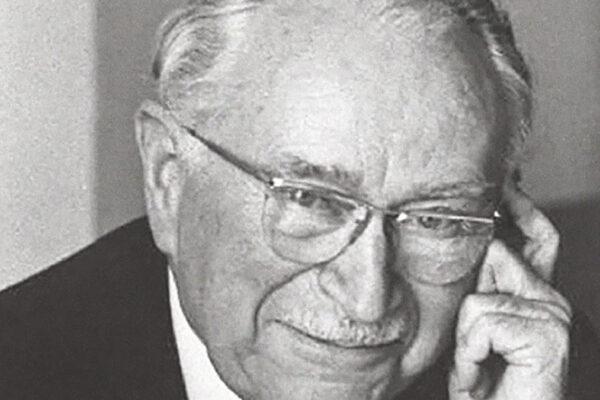 Ludwig Guttmann, inventore dei Giochi Paralimpici