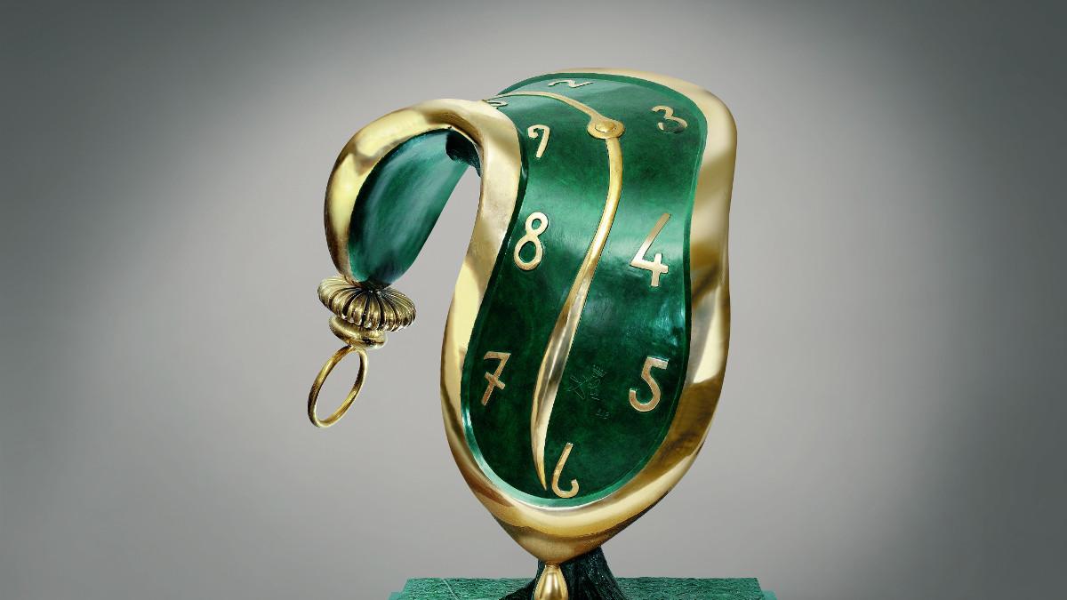Danza del tempo II di Salvador Dalí