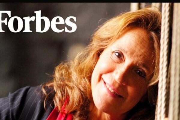 Andrée Ruth Shammah è stata inserita nella classifica di Forbes Italia