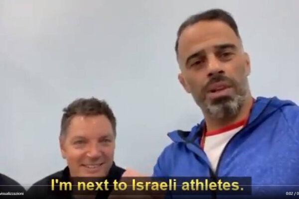 LO sport è sport: il messaggio di pace dei judoka iraniano e israeliano