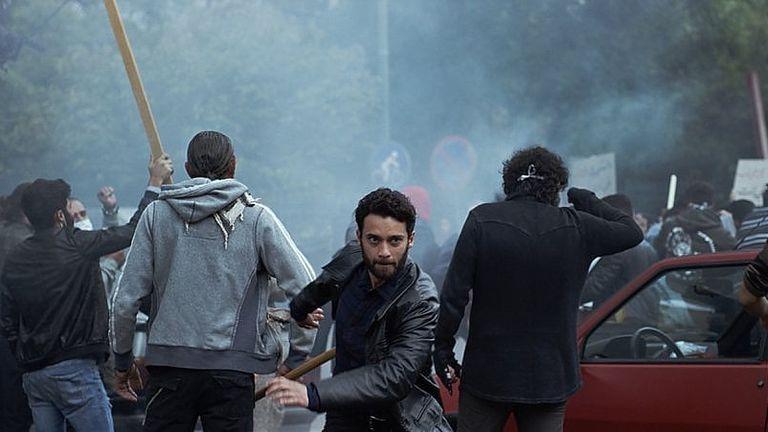 Una scena della serie tv israeliana 'Teheran'
