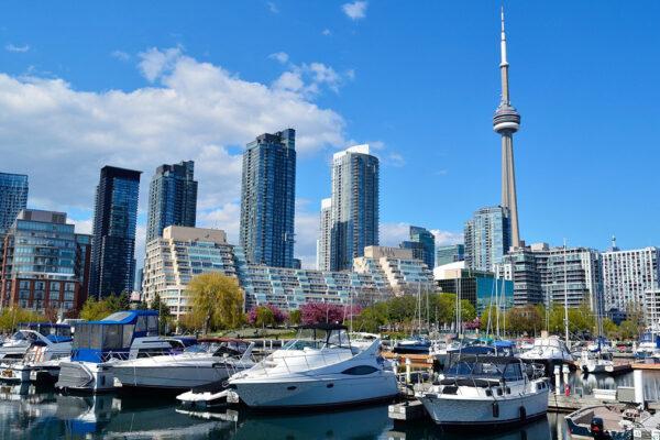 La città di Toronto