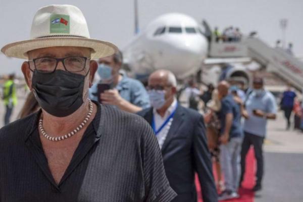Paaseggeri israeliani atterrano in Marocco