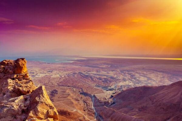 Il deserto del Negev