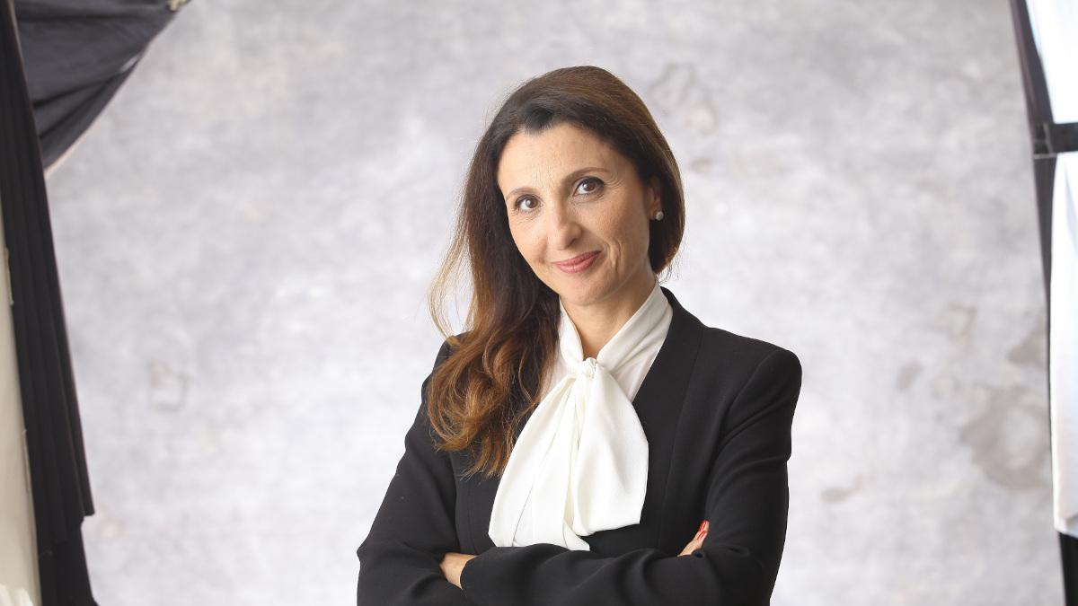La vice-sindaco di Gerusalemme Fleur Hassn Nahoum
