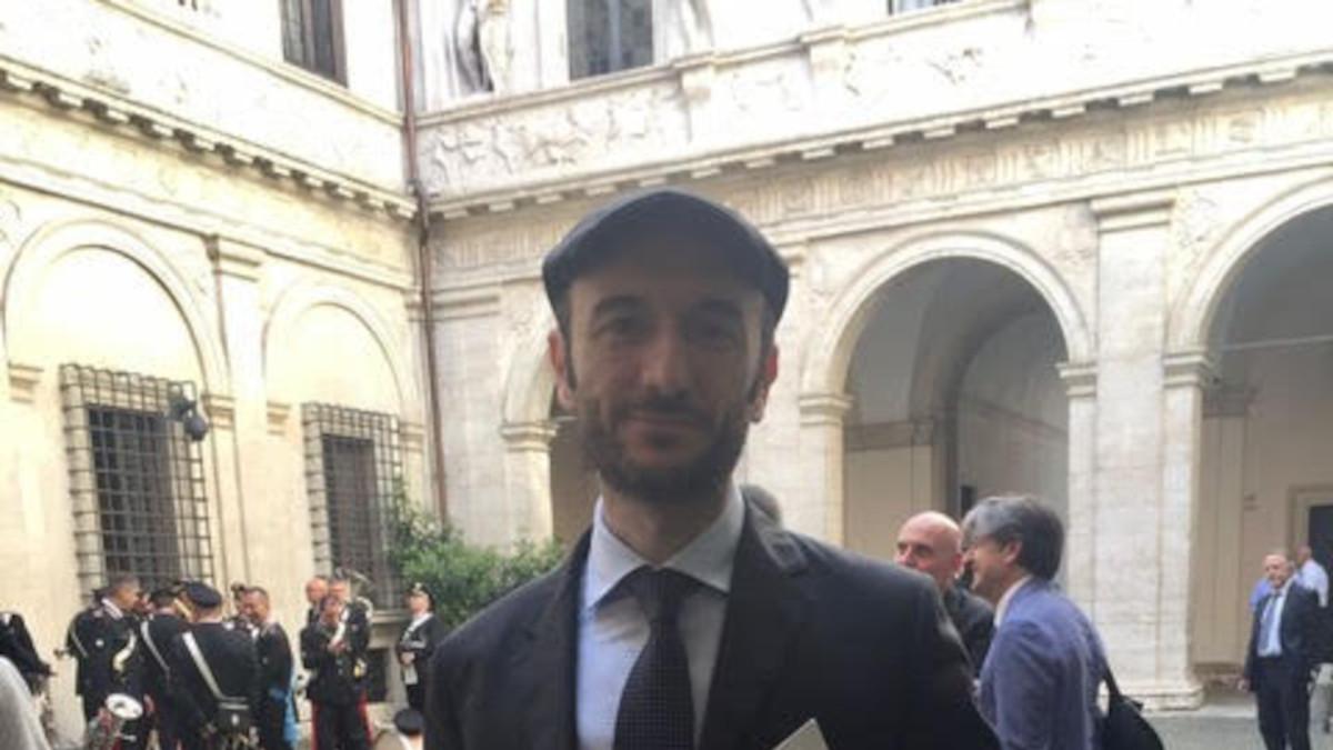 Marco camerini, dirigente scolastico da gennaio 2022 della scuola ebraica