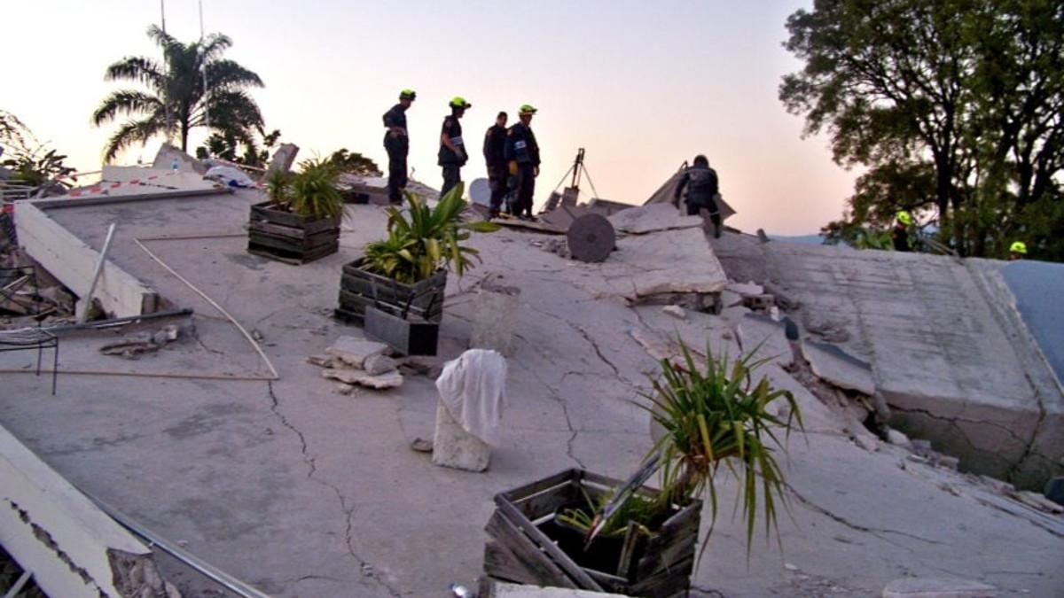 Operazioni di soccorso dopo il terremoto di Haiti