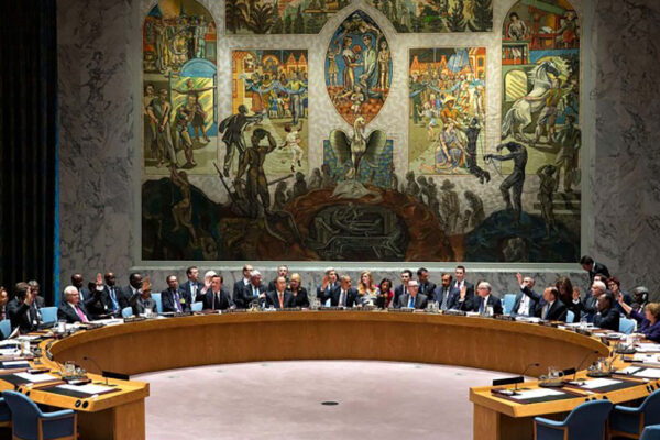 Foto della delegazione (fonte: morocco news)