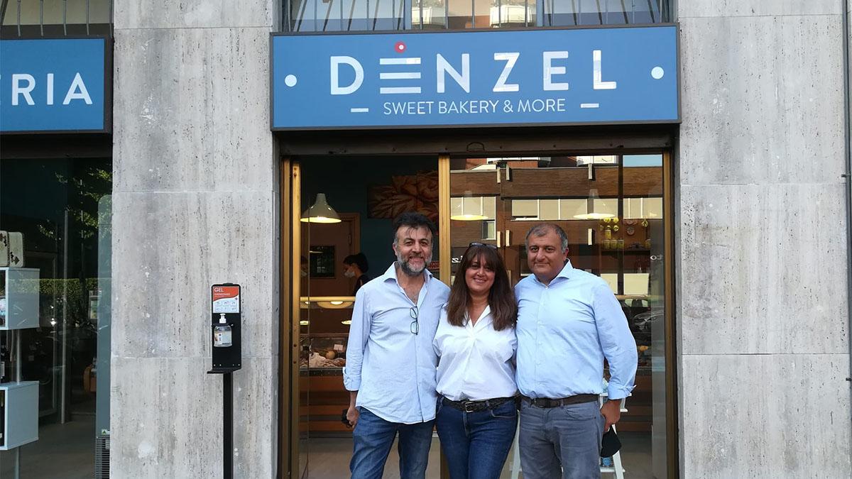 Il nuovo negozio Denzel Sweet Bakery