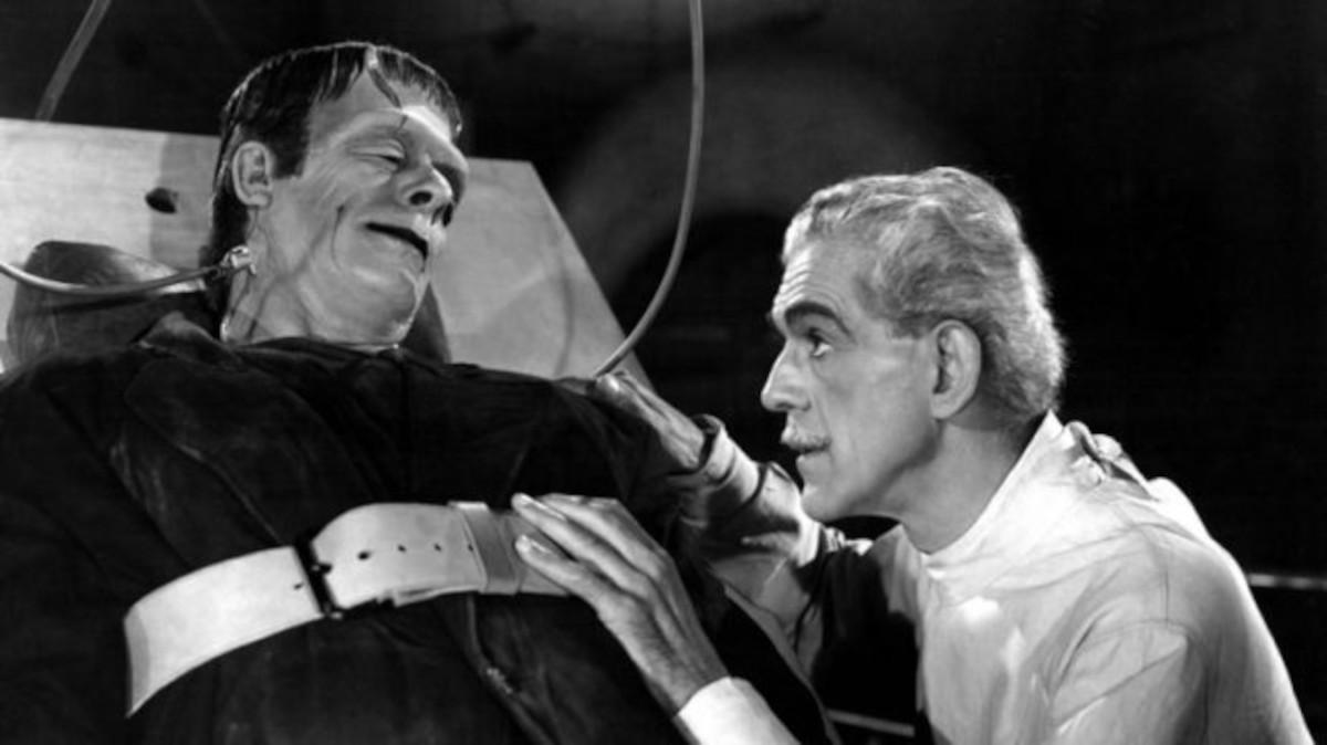 Frankenstein nel film del 1931