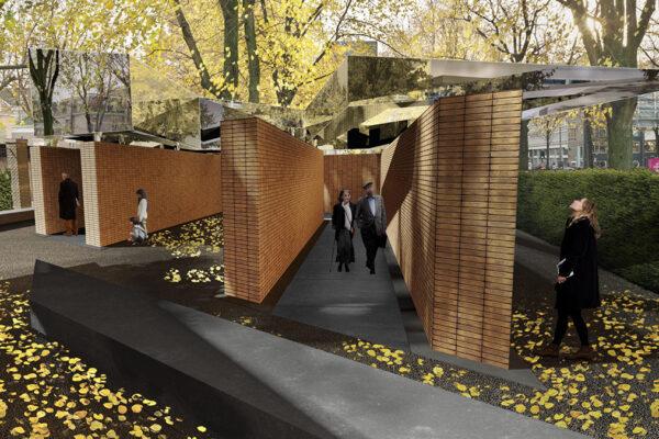 Memoriale della Shoah di Amsterdam
