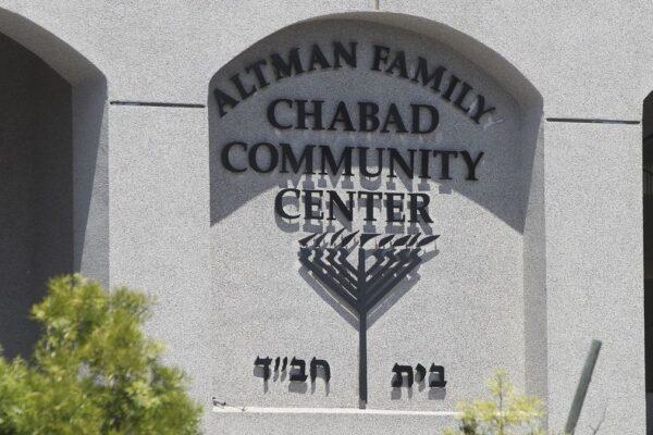 La sinagoga di Poway, teatro di un attentato nell'aprile 2019