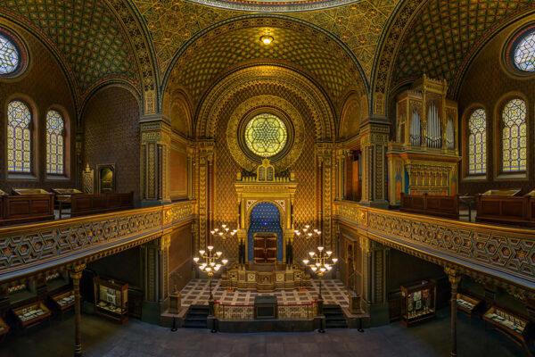sinagoga di Praga