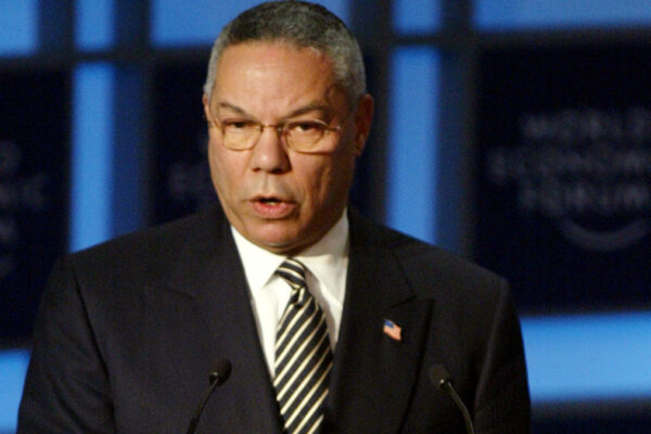 Colin Powell ((Foto: WikimediaCommons, World Economic Forum)