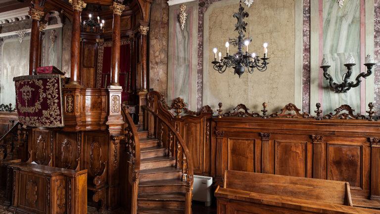 La sinagoga di Padova, città capofila della Giornata Europea della Cultura Ebraica