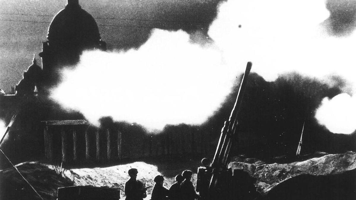 L'assedio di Leningrado del 1941