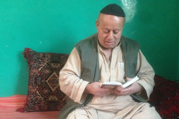 Zebulon Simantov, l'ultimo ebreo di Kabul