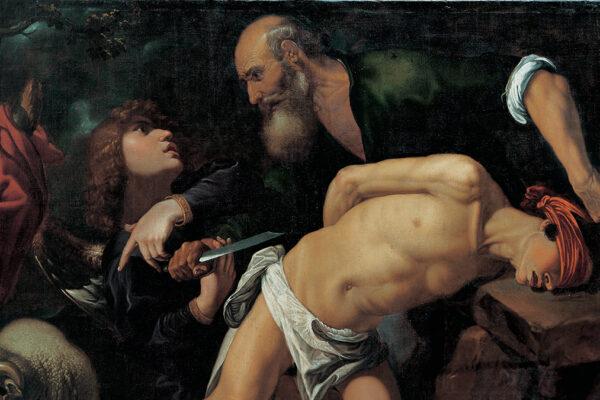 Nella parashat vayerà ad Abramo Dio chiede di sacrificare Isacco