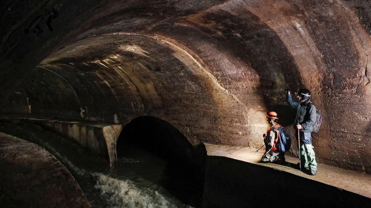 rifugio sotterraneo scoperto sotto Lviv in cui si nascosero gli ebrei durante la seconda guerra mondiale